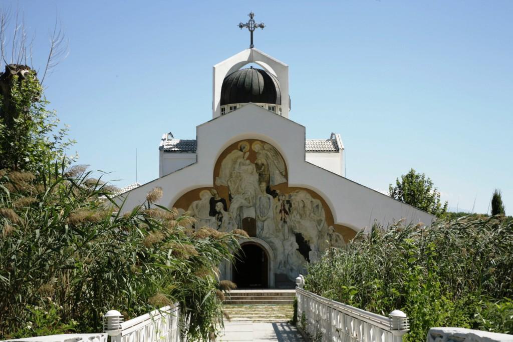 Храмът Св. Петка Българска