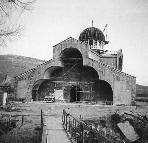 Строителството на храма