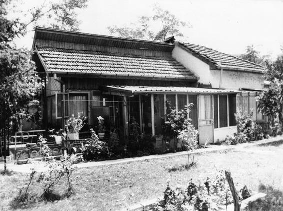 Къщичката на Ванга в Рупитер 1997 г.